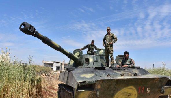 Ejército sirio logra avance estratégico para retomar Idlib