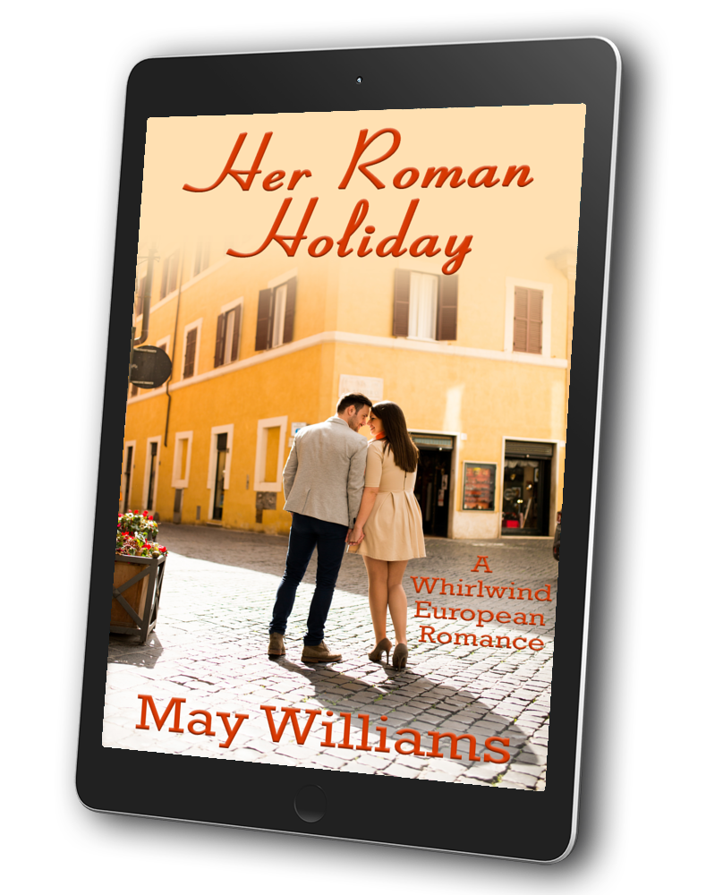 MAY WILLIAMS: Where romance blooms...