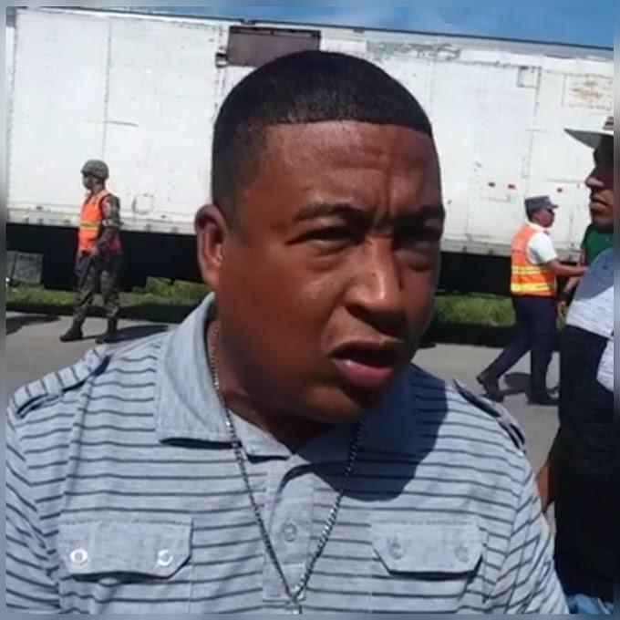POLEMICA ENTRE CAMIONEROS DE BLOCK KHOURY Y EMPRESA ANTHONY