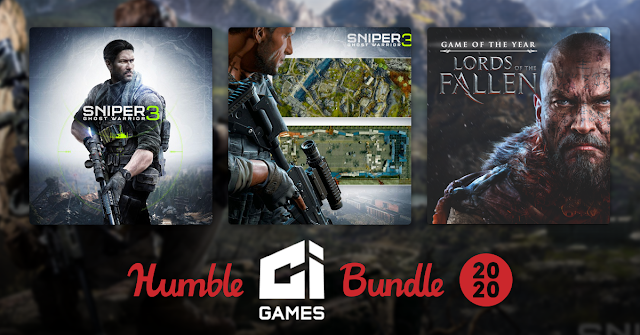 Humble CI Games Bundle 2020 - 15美金8款遊戲