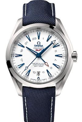 "Omega Seamaster Aqua Terra ""GOODPLANET"" replica watch"