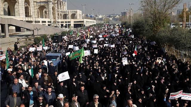 """Με γερμανικά και τουρκικά διαβατήρια οι """"οργανωτές"""" των διαδηλώσεων στο Ιράν"""