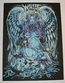 Godmachine White Widow Poster