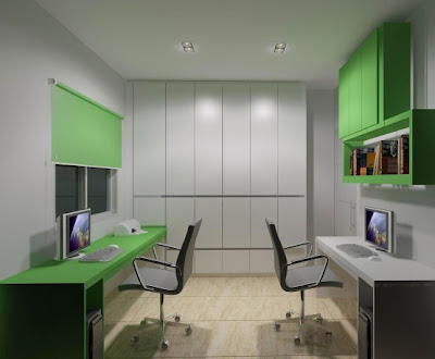 Child study room design model home interiors for Study room pictures