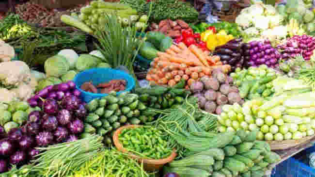 Prices of Vegetable fixed by government at Kamrup Metro