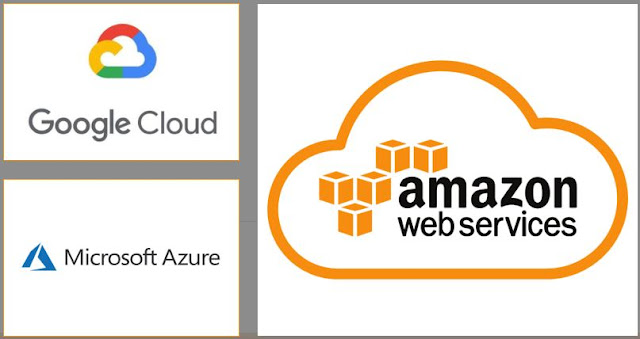 AWS VS AZURE VS Google Cloud Platform