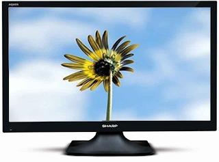 Top TV LED Murah Harga 1 Jutaan Sharp LED TV LC-24SA4000