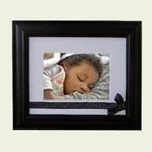 Black Polka Picture Frames for baby nursery, kids room decor in Port Harcourt, Nigeria