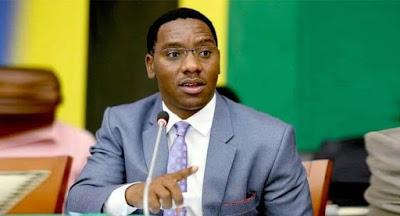 Dar es Salaam regional commissioner Paul Makonda