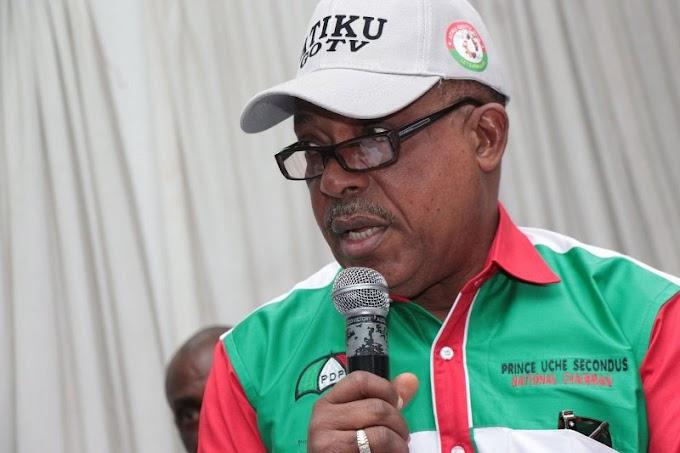 Jubril of Sudan' resurrects at PDP NEC meeting