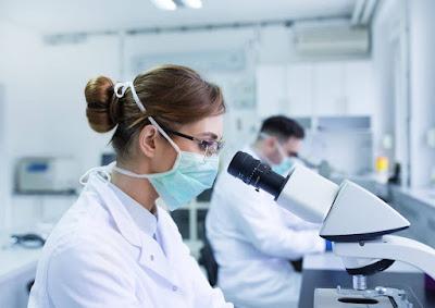ابحاث كورونا فيروس كوفيد 19