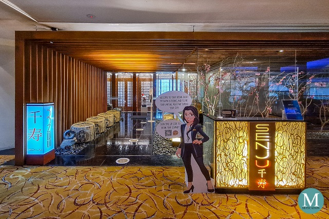 Senju at Edsa Shangri-La, Manila