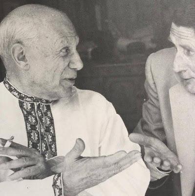 Художник Пабло Пікассо мав першу дружину родом з України