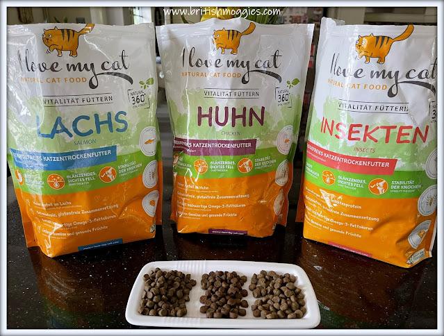 premium cat food, I love my cat natural cat food, kibble, dry cat food
