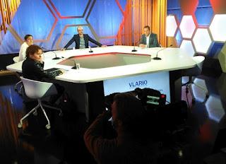 Afbeelding. De VLARIO-dag werd ook uitgezonden op Kanaal Z in Z-Extra. https://www.vlario.be/vlario-dag-2020/