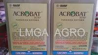 fungisida acrobat, pestisida, sitemik, basf, toko pertanian, toko online, lmga agro