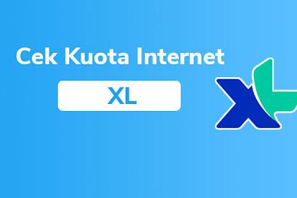 3 Cara Cek Kuota Internet XL Buat Kamu Yang Belum Tahu