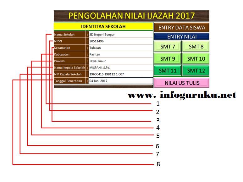 Aplikasi Skhu Sementara Tahun 2018 Jenjang Sd Smp Sma Ma Dan Smk