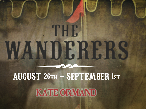 REVIEW - Blog Tour Stop for The Wanderers by Kate Ormand
