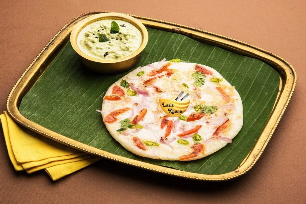 Rava Uttapam Recipe in Hindi