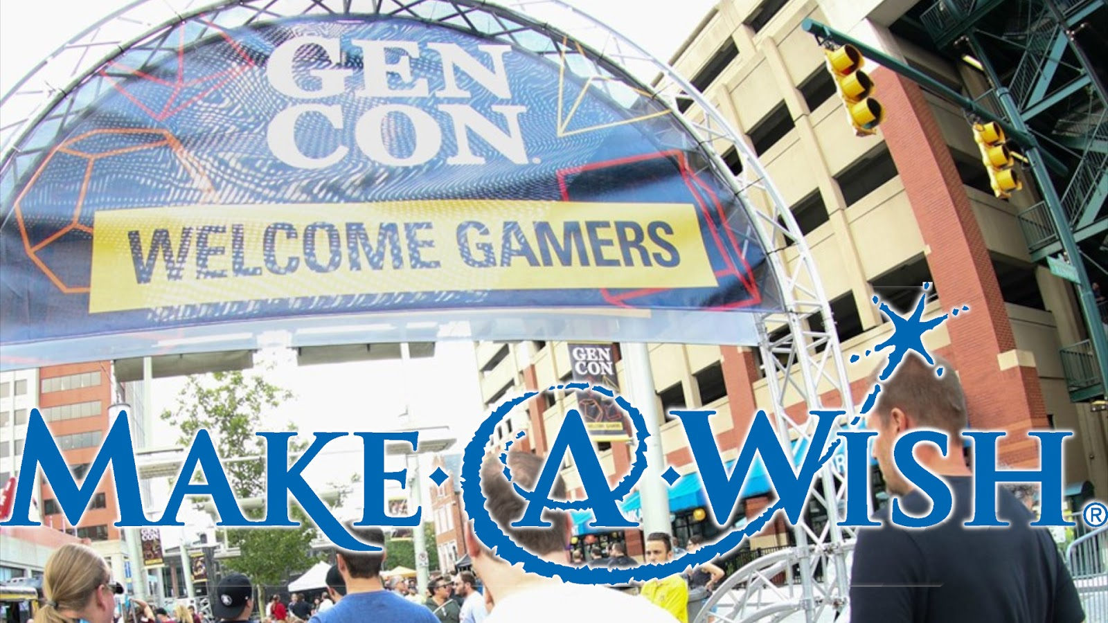 News Collider Board Game News Gen Con Make A Wish for boy with tumor