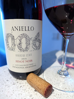 Aniello 006 Riverside Estate Pinot Noir 2016 (89 pts)