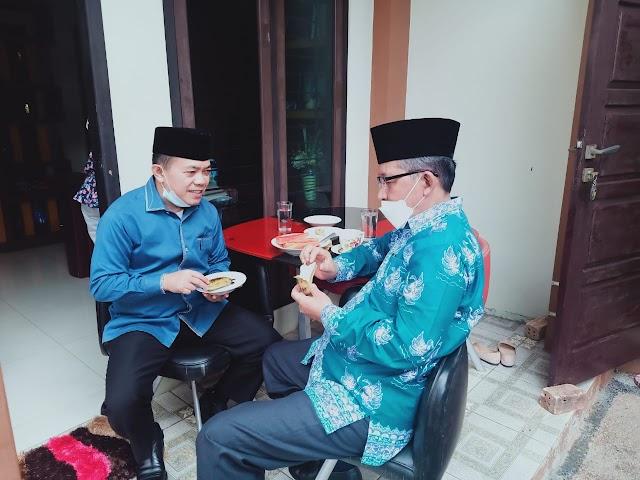 Jelang Pelantikannya di Jakarta, Ini Pesan Al Haris