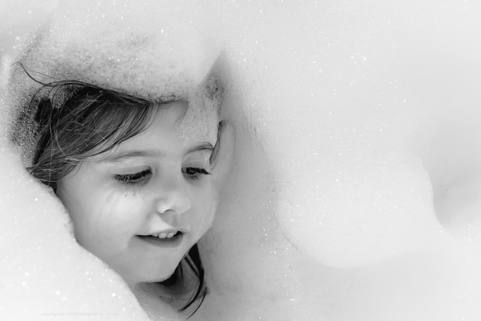bubbles, western sydney family photographer