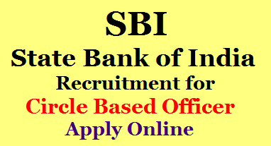 State Bank of India (SBI) Recruitment for 3850 Circle Based Officer Apply Online @sbi.co.in /2020/07/SBI-Recruitment-for-3850-Circle-Based-Officer-Apply-Online-sbi.co.in.html