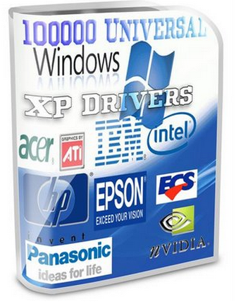 Universal Drivers for Windows XP, Vista and 7 Download