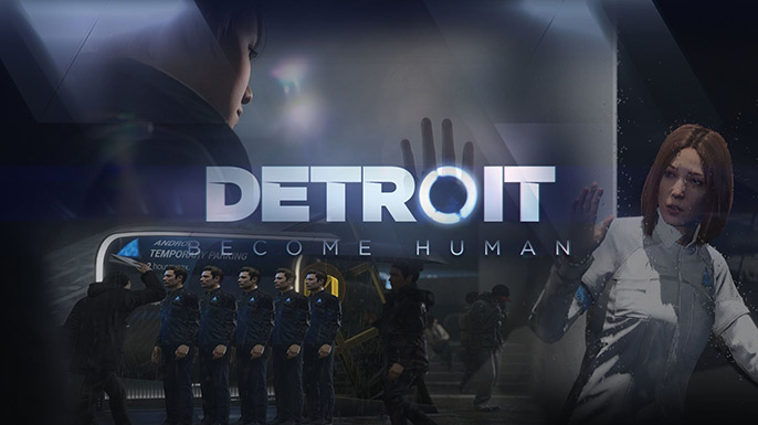 Comprar Detroit Become Human Black Friday