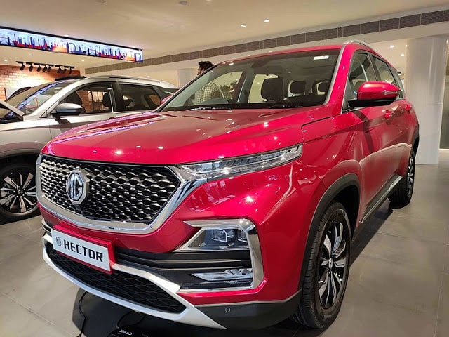 MG Hector SUV Price in 2020,  Interior Images, Reviews and Specification