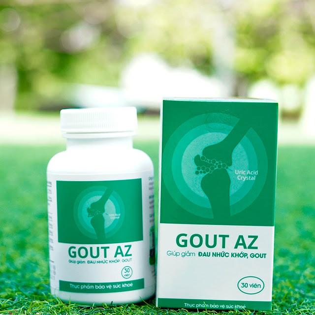 thuốc trị bệnh gout của úc