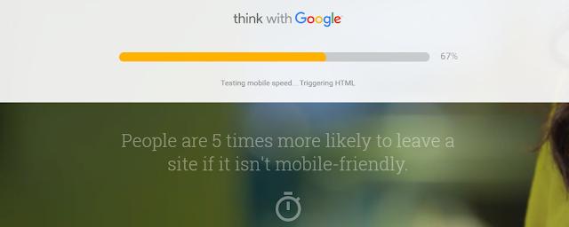 إختبر مدى توافق موقعك على الأجهزة الذكية و سرعتة مع هذه الأداة الجديدة من جوجل