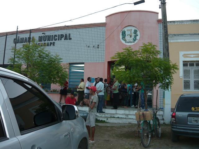 Resultado de imagem para Câmara Municipal de Acarape