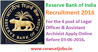 rbi+recruitment+2016