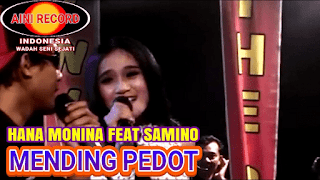 Lirik Lagu Hana Monina - Mending Pedot