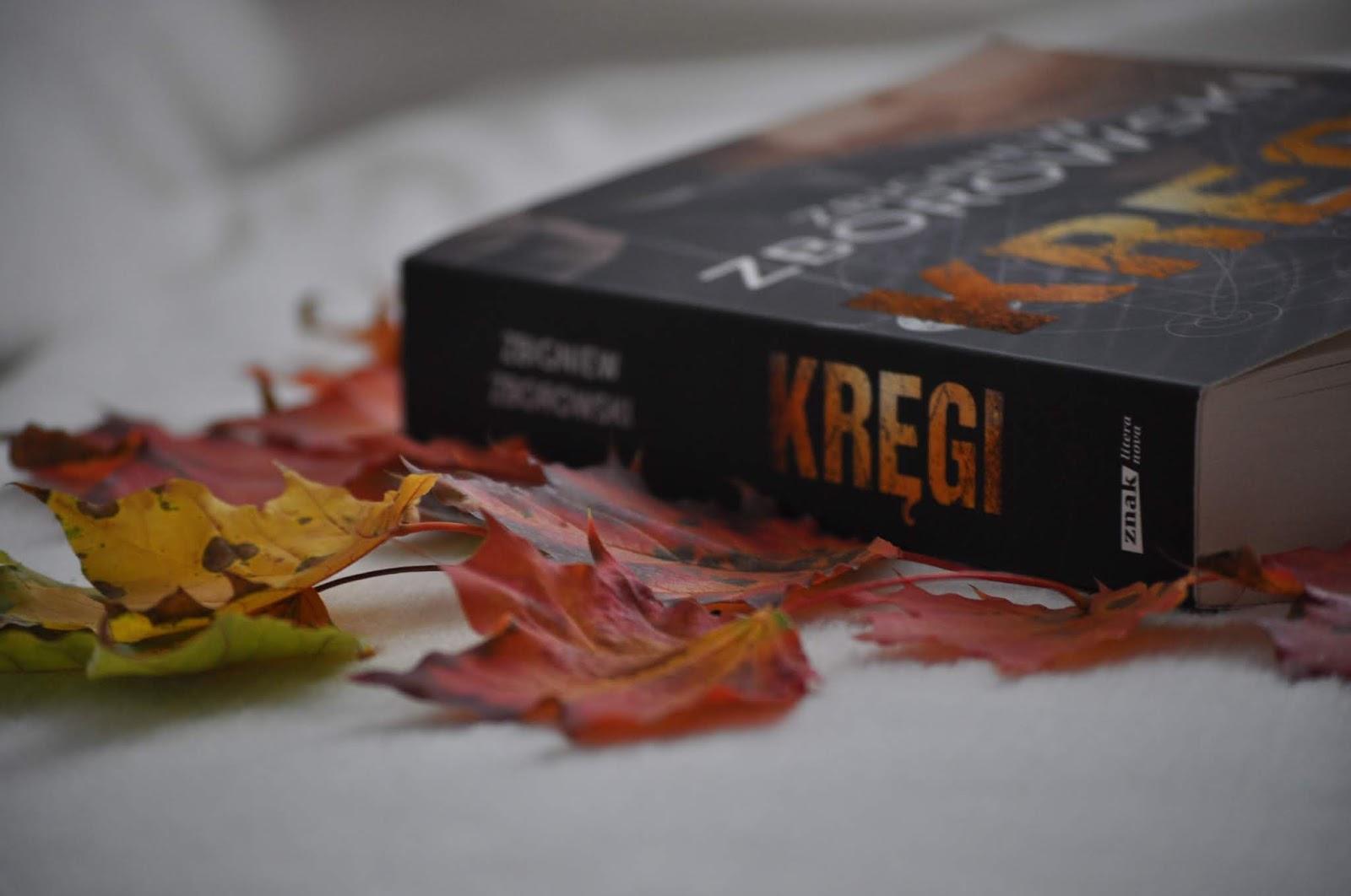 """""""Kręgi"""" Zbigniew Zborowski 📕"""
