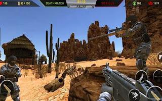 Permainan Tembakan Tembakan Android Critical Strike