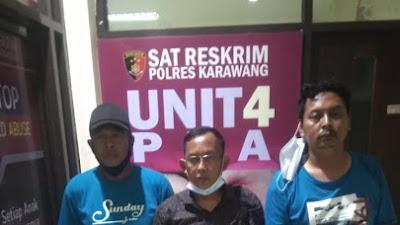 Moris Pertanyakan Kelanjutan Laporan Polisi Rasim Bj ke Polres Karawang