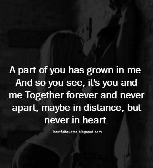 50 Long distance relationship love quotes  | Heartfelt Love
