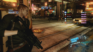 Resident Evil 6 Multiplayer DLC Available on PS3