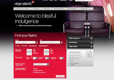 VIRGIN ATLANTIC - Vola per più di 30 destinazioni in tutto il mondo!!