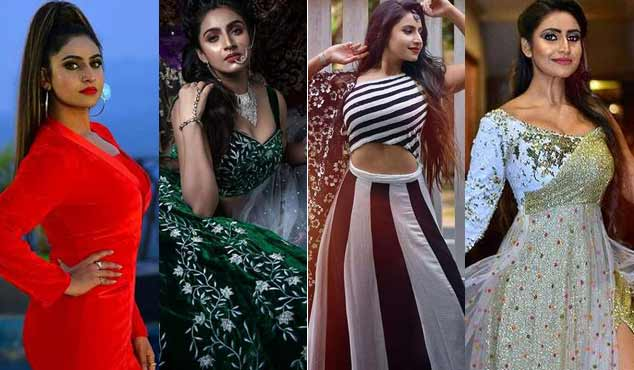 Top 10 Sexy Looks Of Debjani Deghuria In Western Dresses, See Pictures Here