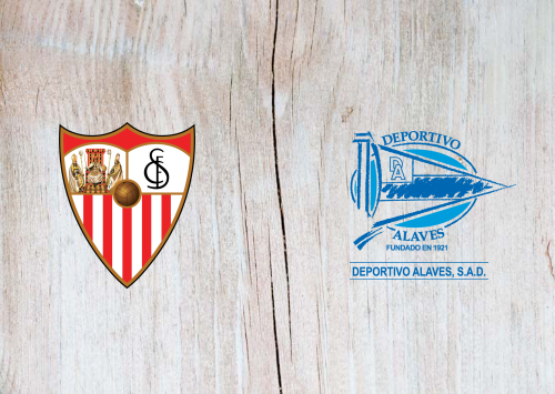 Sevilla vs Deportivo Alavés -Highlights 2 February 2020