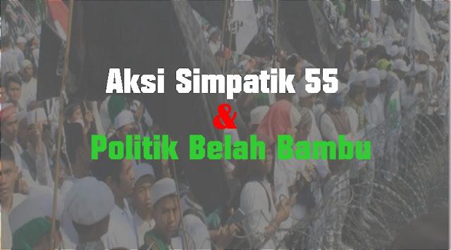 Membaca Pola Politik Belah Bambu Penguasa dan Aksi Simpatik 55