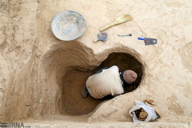 Remains of 2,700-year-old city discovered in Iran