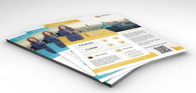 Brochure tips