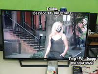 reparasi tv bsd pagedangan