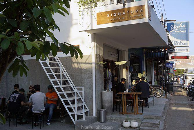 Signatura Coffee di Jogja